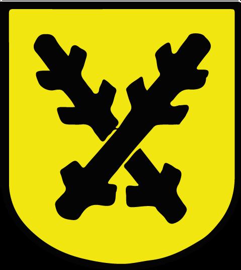 Znak města Cvikov
